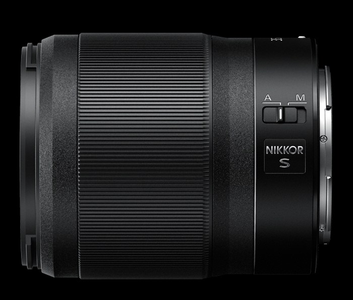 Nikkor Z 35mm f1.8 lado