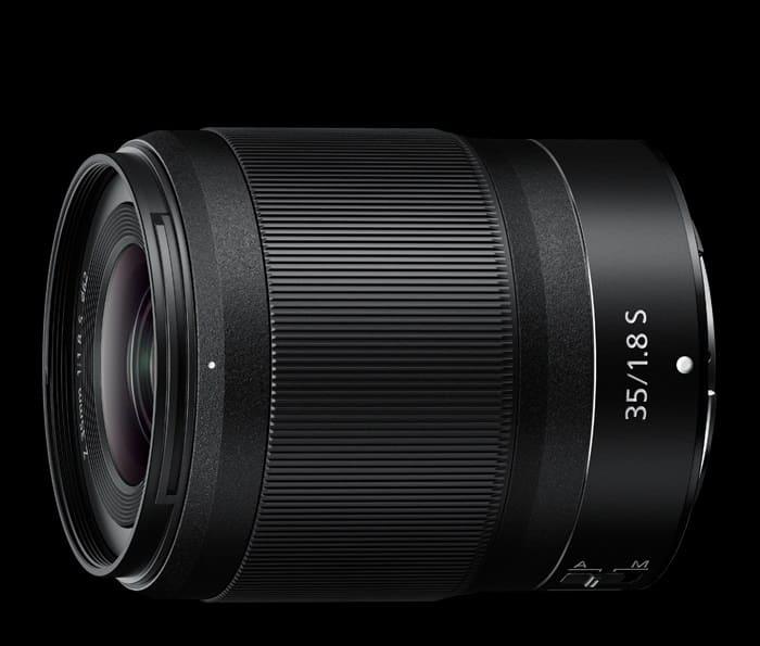 Nikkor Z 35mm f1.8 lente