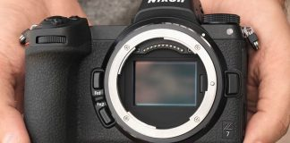 Nikon Z7 DPreview.