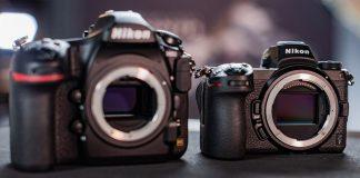 Nikon Z7 frente a Nikon D850.