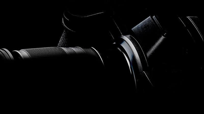 Nikon mirrorless full frame 35mm.