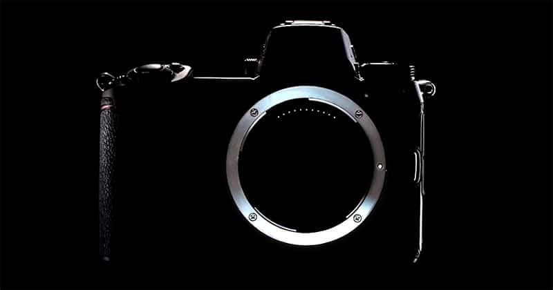 Nueva montura sin espejo full frame de Nikon.