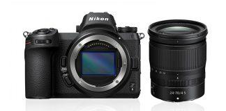 Nikon Z 6 + Z 24-70mm f/4.