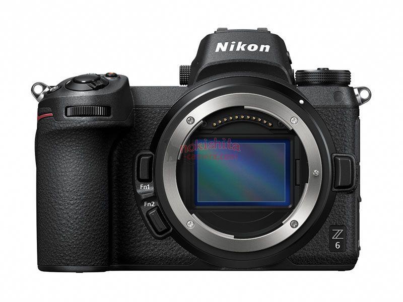Nikon Z6 sensor.