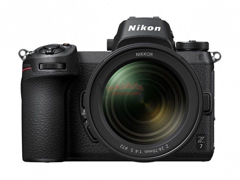 Nikon Z7 zoom