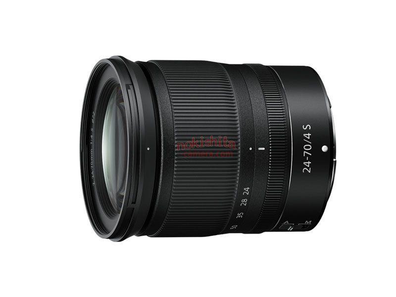 Z-Nikkor 24-70mm f/4.
