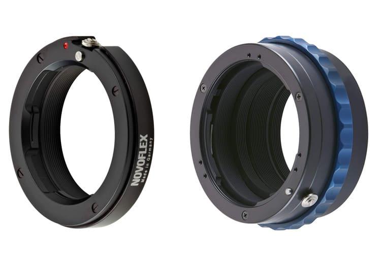 Adaptadores Novoflex para montura Sony E.