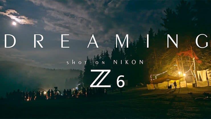 Vídeo 4K garbado con Nikon Z6.