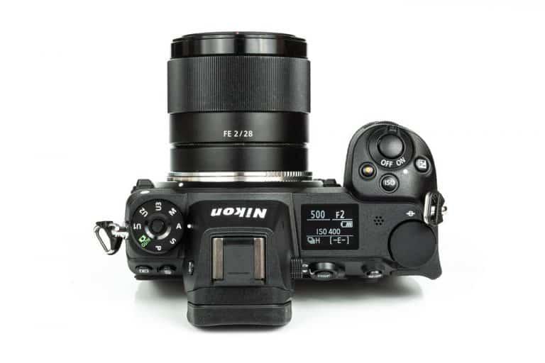 Adaptador Techart TZE-01 de Sony E a Nikon Z, ¡con autoenfoque!
