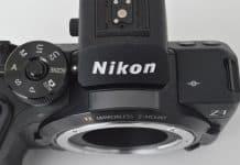 Protoripo de una Nikon Z1, publicado en NikonRumores.