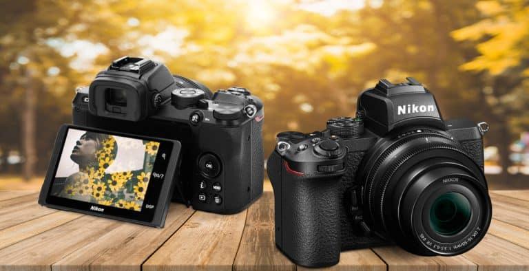 La Nikon Z50 inaugura la línea DX (APS-C) para la montura Z