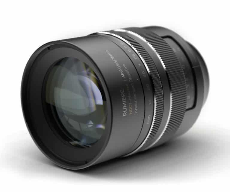 Filtrada: Rumiere Noct-Master APO 75mm f/0.95 para Nikon Z