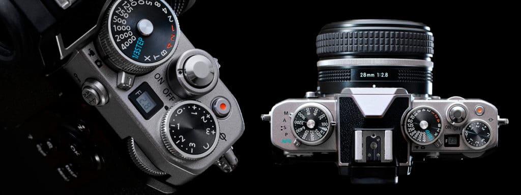 Controles manuales de la Nikon ZFC.